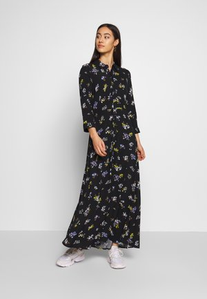 YASSAVANNA LONG DRESS - Maxi šaty - black