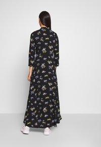 YAS - YASSAVANNA LONG DRESS - Maxi dress - black - 2