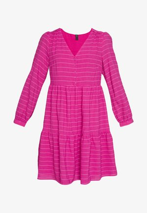 YASPINKA MIDI DRESS - Kjole - hot pink