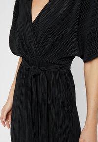 YAS - YASOLINDA  - Korte jurk - black - 3