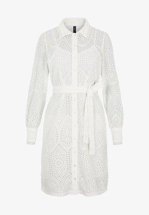 Robe chemise - star white