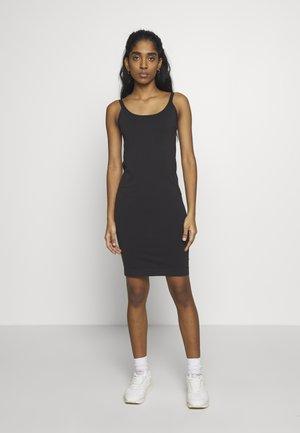 YASSEAMLESS INNER DRESS ICON - Shift dress - black