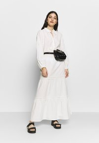 YAS - YASVIGGA DRESS - Robe longue - star white - 1