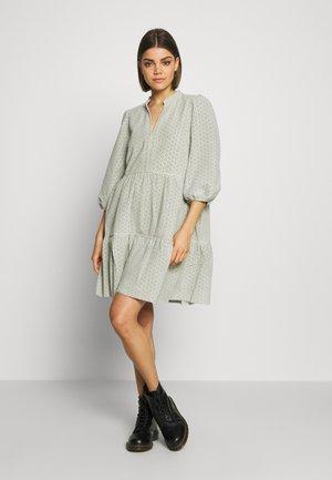 YASMYNTE 3/4 DRESS - Korte jurk - spray