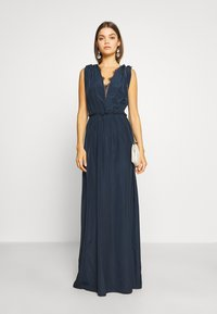 YAS - ELENA BRIDESMAIDS MAXI DRESS - Galajurk - dark sapphire - 1