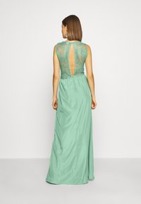 YAS - ELENA BRIDESMAIDS MAXI DRESS - Galajurk - oil blue - 2