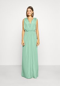 YAS - ELENA BRIDESMAIDS MAXI DRESS - Galajurk - oil blue - 1