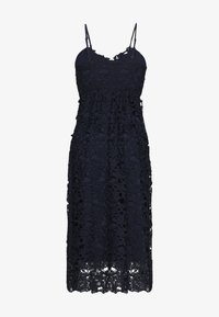YAS - YASLUIE STRAP MIDI DRESS - Cocktailklänning - dark sapphire - 1