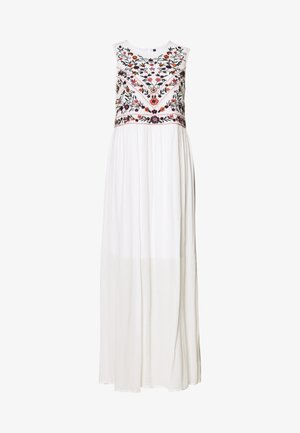 YASCHELLA DRESS  - Maxi-jurk - star white
