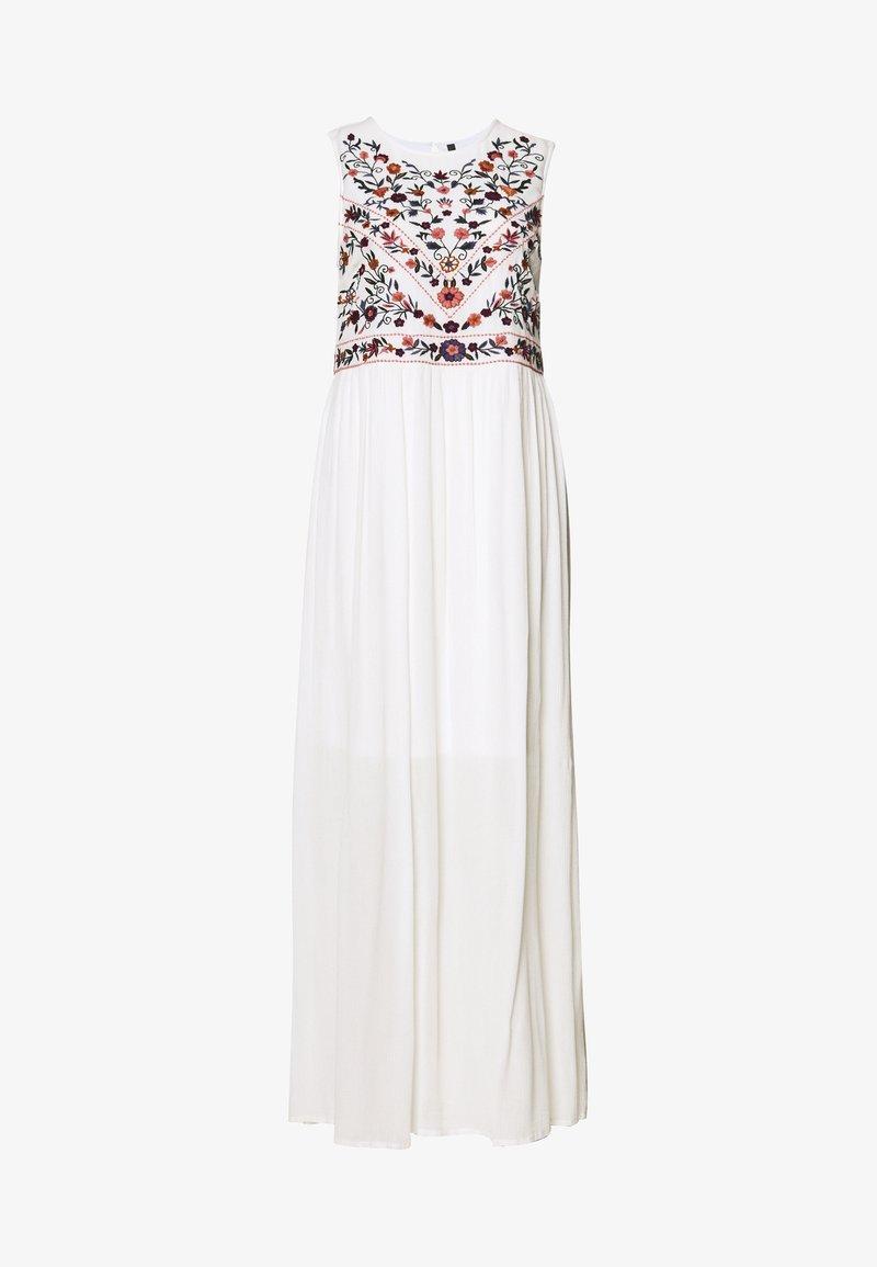 YAS - YASCHELLA DRESS  - Maxi dress - star white
