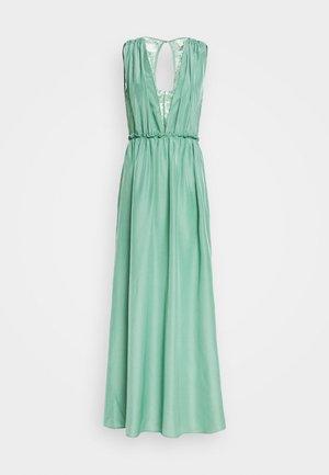 YASELENA MAXI DRESS - Vestido de fiesta - oil blue