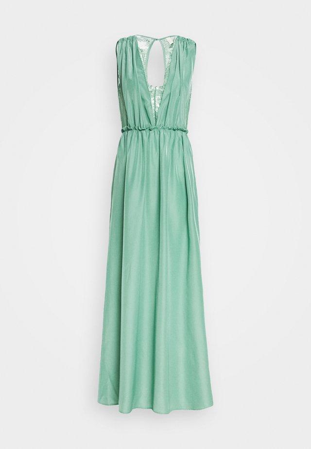 YASELENA MAXI DRESS - Occasion wear - oil blue