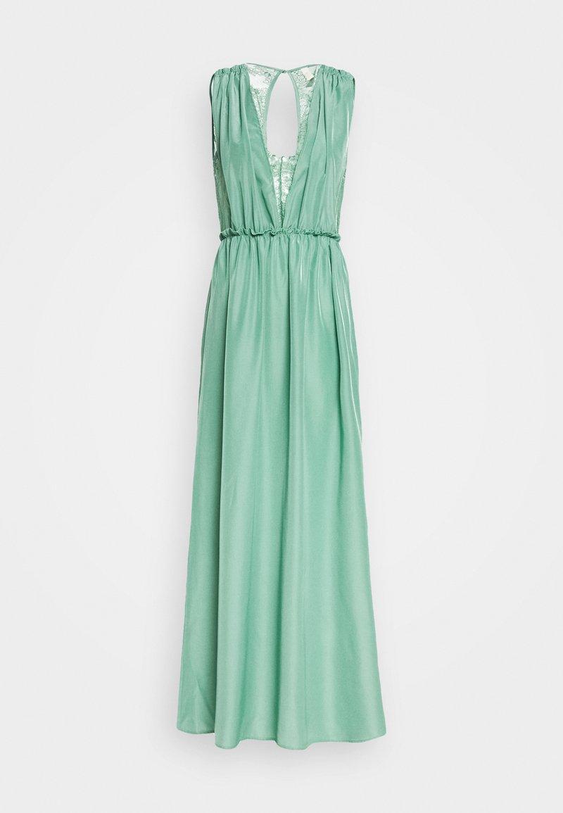 YAS - YASELENA MAXI DRESS - Vestido de fiesta - oil blue
