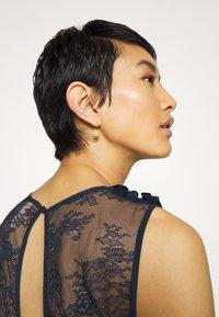 YAS - ELENA MAXI DRESS SHOW - Vestido de fiesta - dark sapphire - 5