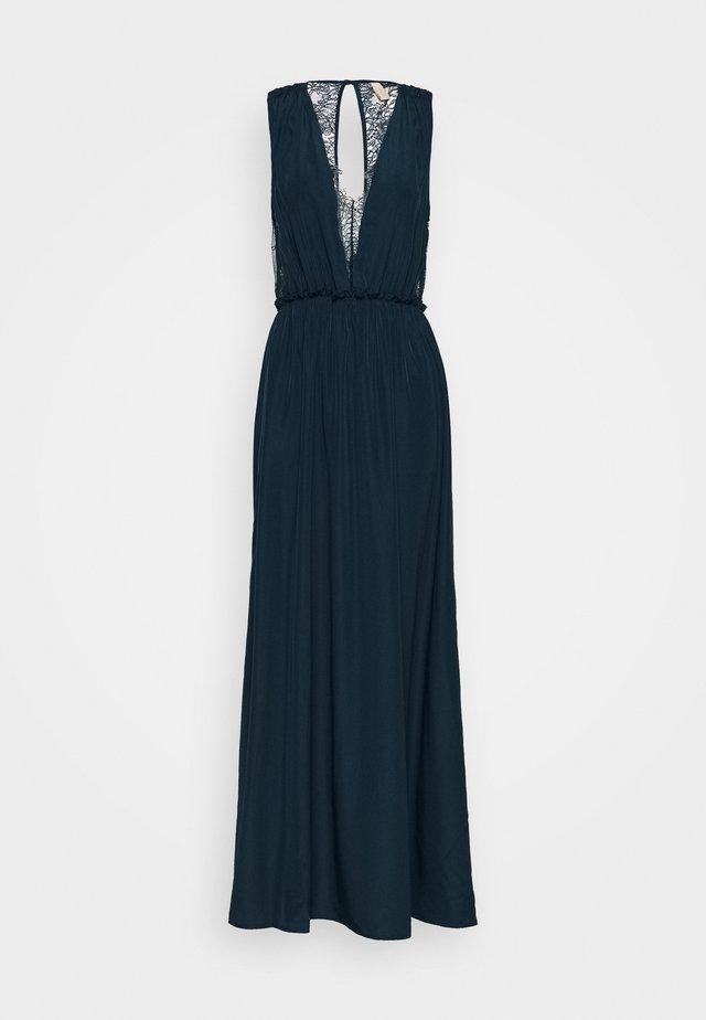 YASELENA MAXI DRESS - Occasion wear - dark sapphire