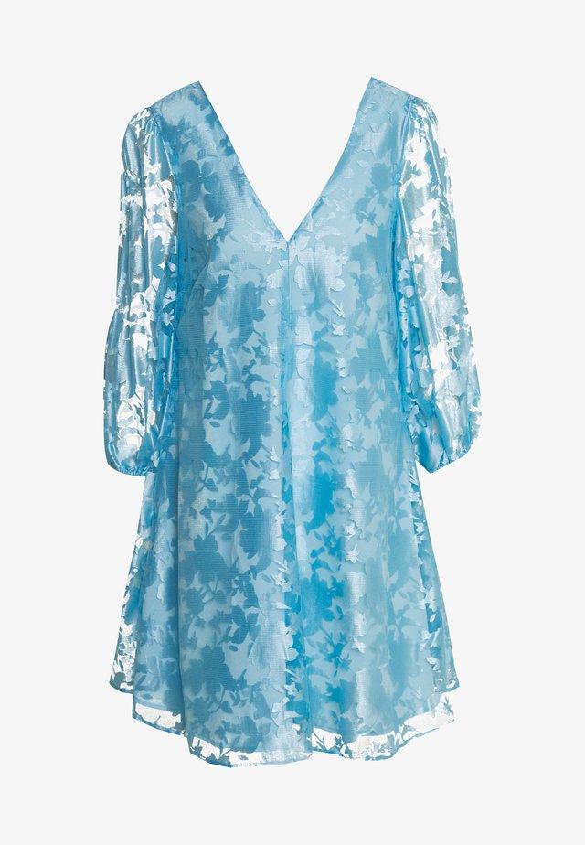YASWENDY DRESS - Sukienka koktajlowa - dusty blue