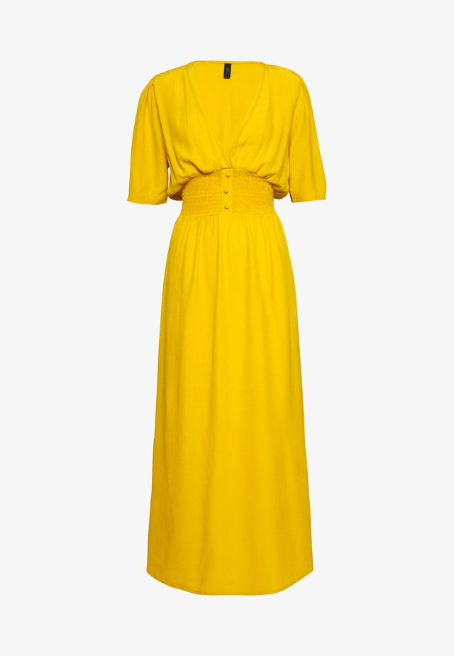 YASNILANA DRESS ICONS - Vestito estivo - yellow