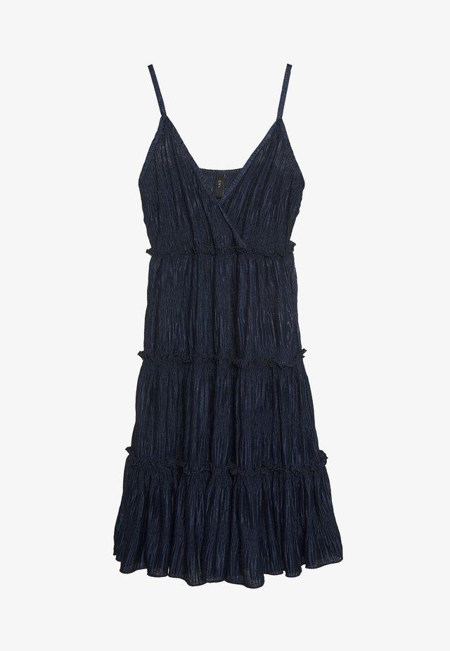 YASJESSIE DRESS - Vestito estivo - navy blazer