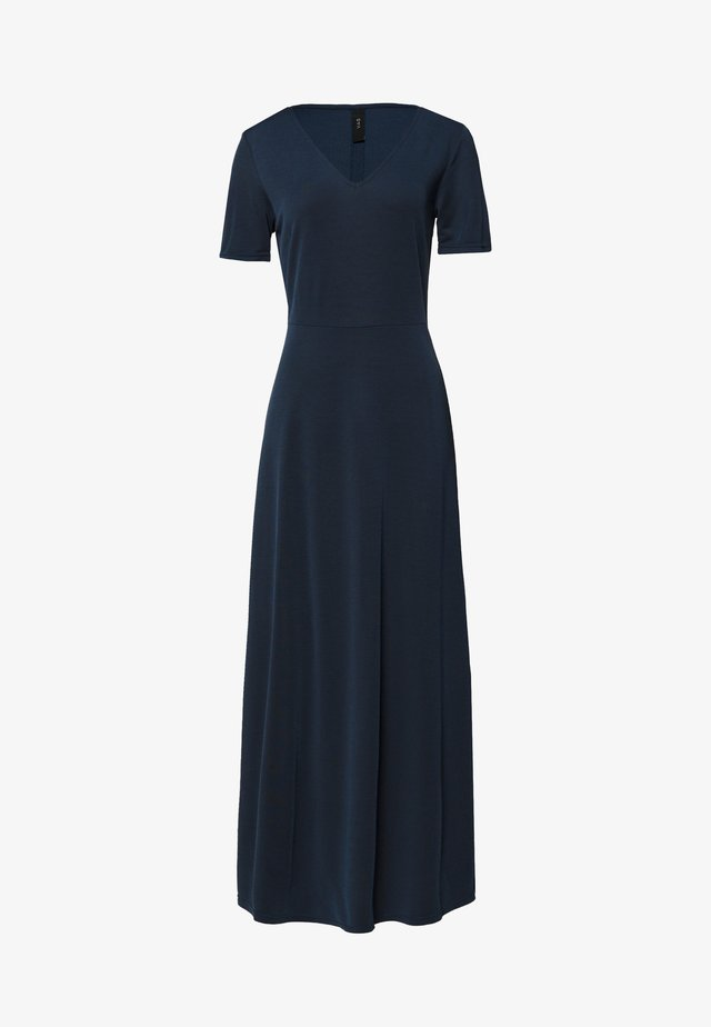 NANCY ANKLE DRESS - Maxi-jurk - navy