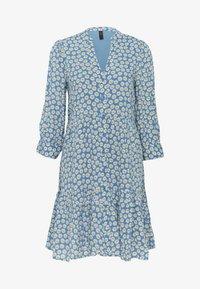YAS - YASDAISY 3/4 DRESS - Kjole - blue heaven - 0