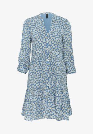 YASDAISY 3/4 DRESS - Day dress - blue heaven