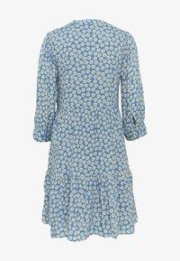 YAS - YASDAISY 3/4 DRESS - Kjole - blue heaven - 1
