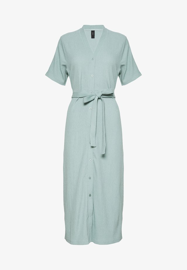 YASIRINA MIDI DRESS - Blousejurk - gray mist