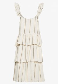 YAS - YASSOFIE DRESS  - Kjole - antique white - 1