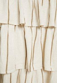 YAS - YASSOFIE DRESS  - Korte jurk - antique white - 2