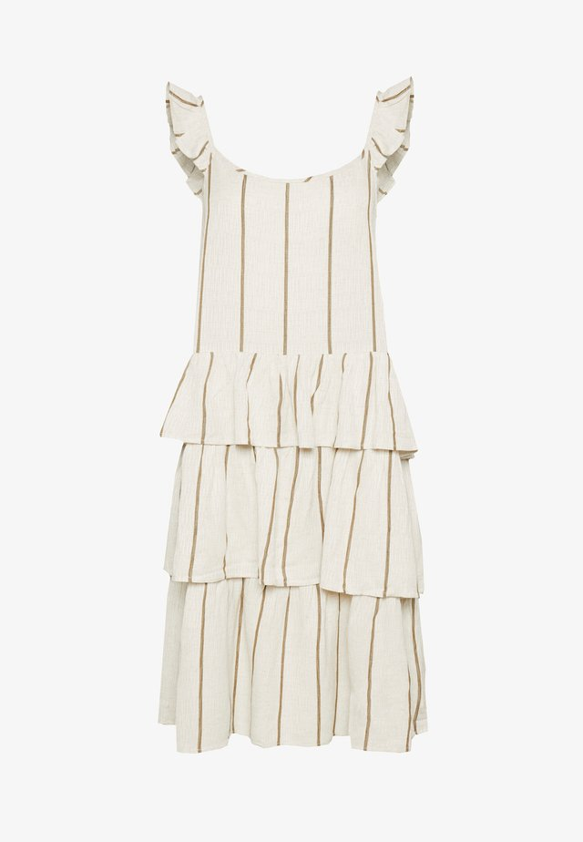 YASSOFIE DRESS  - Vapaa-ajan mekko - antique white
