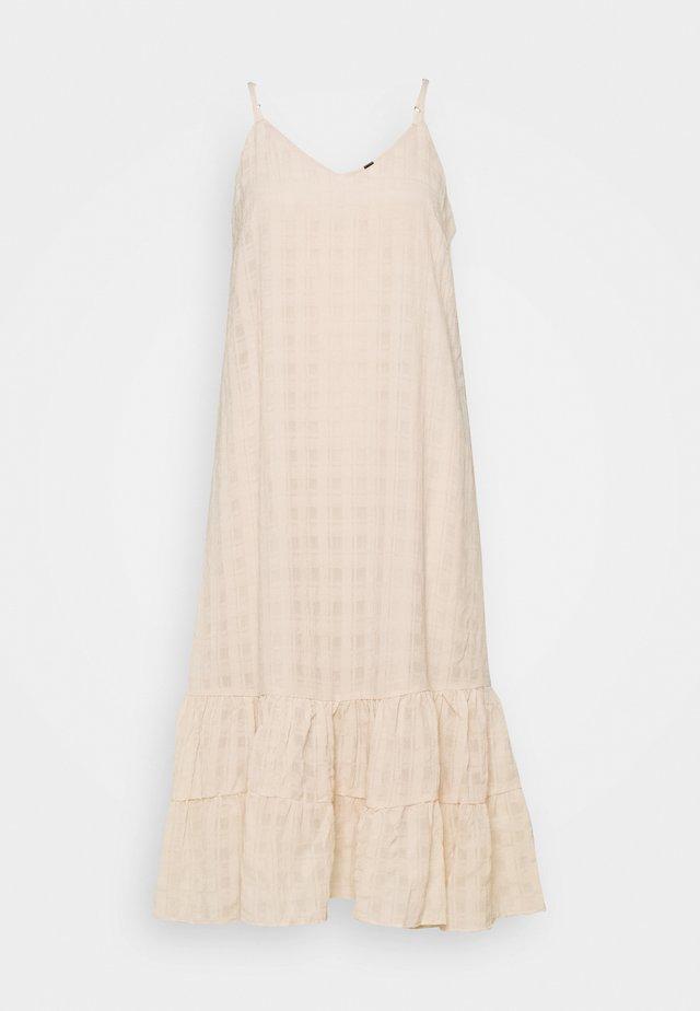 YASVEGA STRAP DRESS - Sukienka letnia - apricot ice