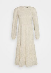 YAS - YASVIOLA DRESS - Robe d'été - eggnog - 0