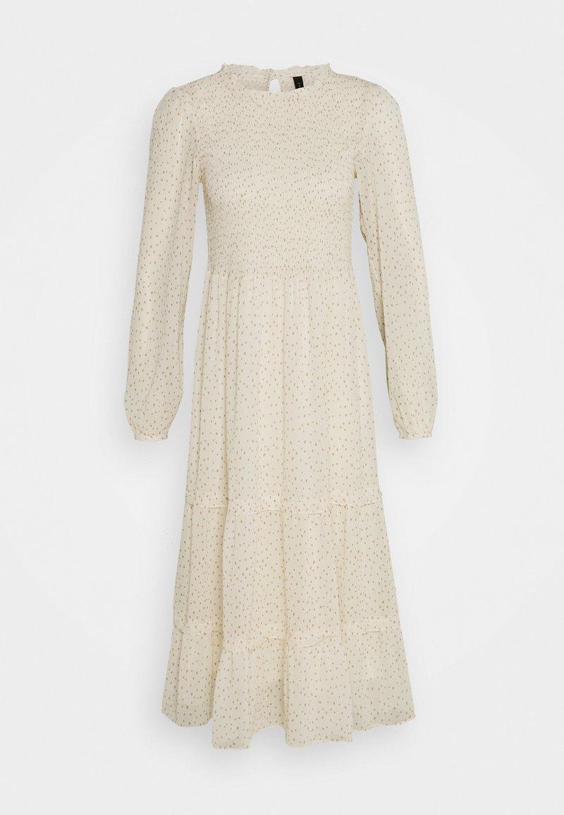 YAS - YASVIOLA DRESS - Robe d'été - eggnog