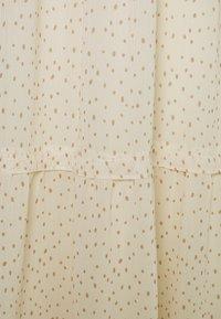 YAS - YASVIOLA DRESS - Robe d'été - eggnog - 2