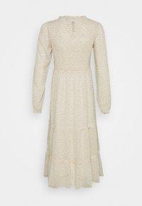 YAS - YASVIOLA DRESS - Robe d'été - eggnog - 1
