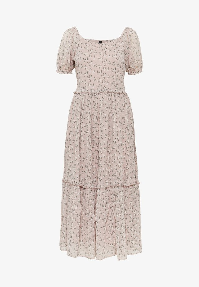 YASEMILIA DRESS - Vapaa-ajan mekko - whisper pink