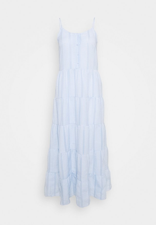 YASSOMOYA STRAP LONG DRESS - Korte jurk - star white