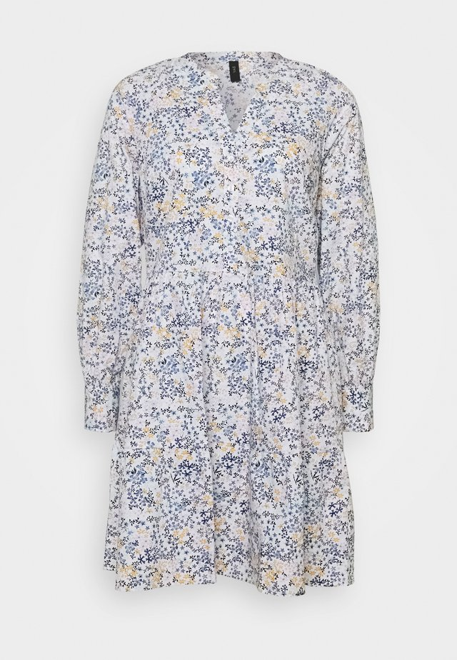YASFIELDA DRESS - Shirt dress - star white