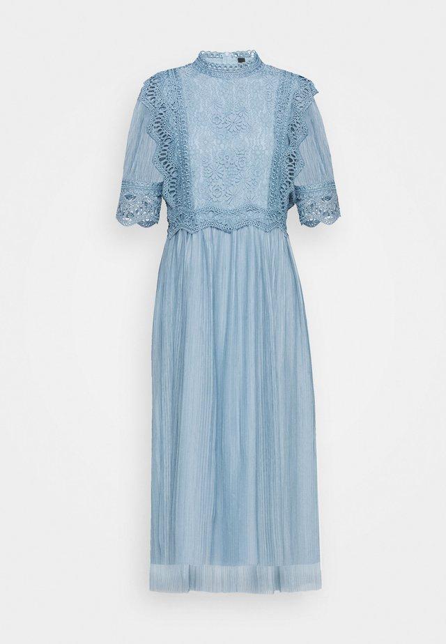 YASSOPHIA MIDI DRESS - Vestito elegante - dusty blue