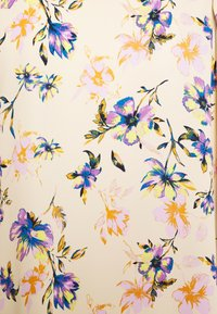 YAS - YASSOPHIA SHIRT DRESS - Blusenkleid - light yellow - 2