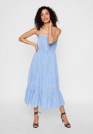 Day dress - bel air blue