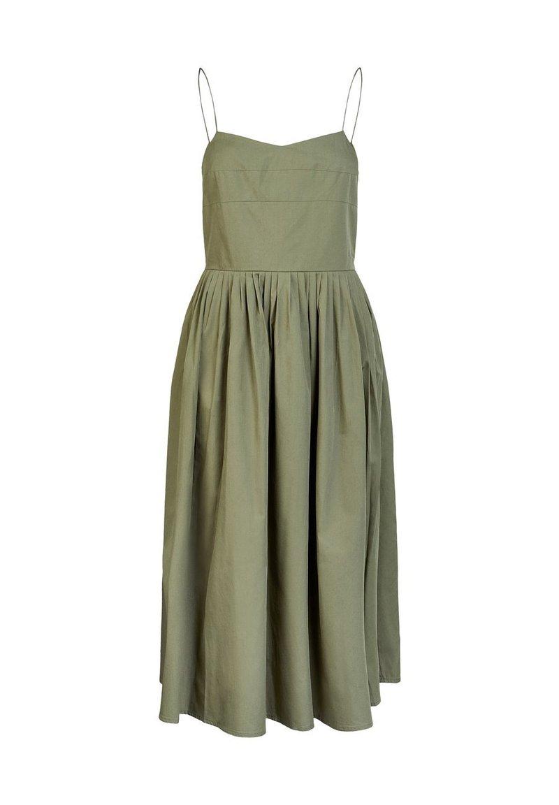 YAS - Day dress - Four Leaf Clover
