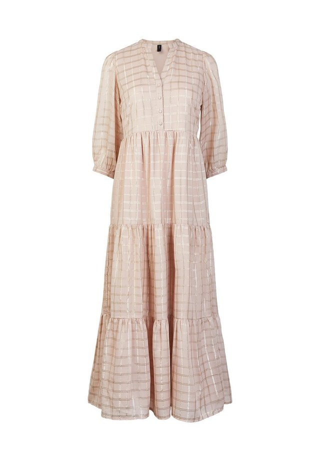 YASESTELLA - Shirt dress - cameo rose