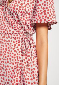 YAS - YASAYLIN DRESS  - Korte jurk - eggnog - 5