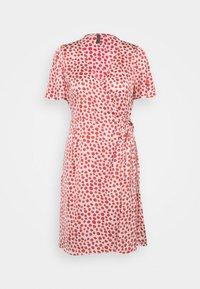 YAS - YASAYLIN DRESS  - Korte jurk - eggnog - 4