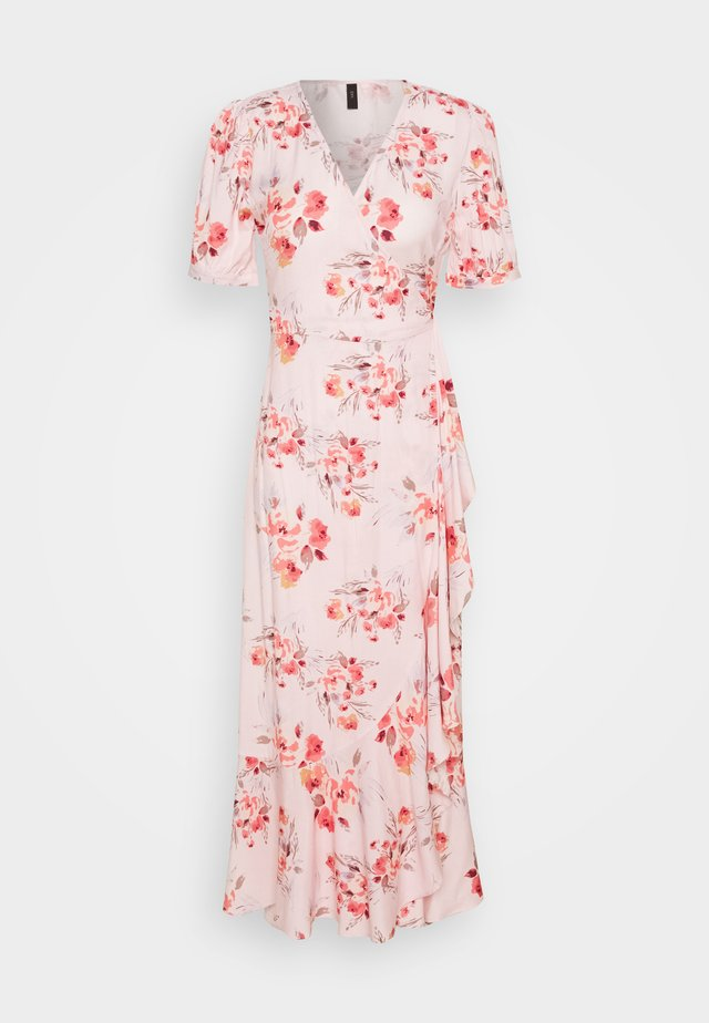 YASSINA ANKLE WRAP DRESS - Maxi-jurk - pale lilac
