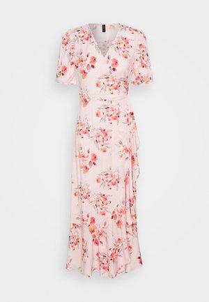 YASSINA ANKLE WRAP DRESS - Robe longue - pale lilac