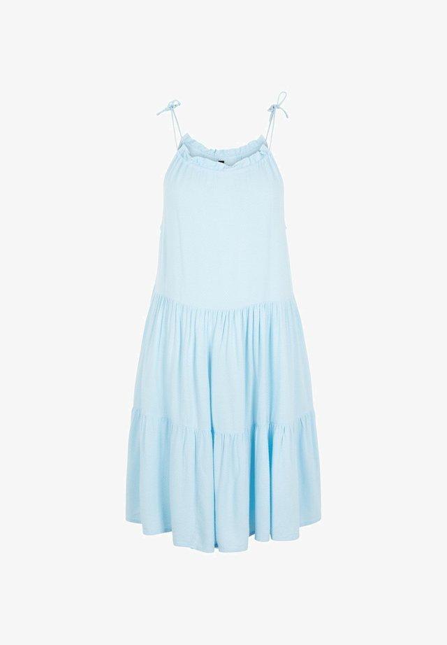 YASSENELA DRESS - Vestido informal - cool blue