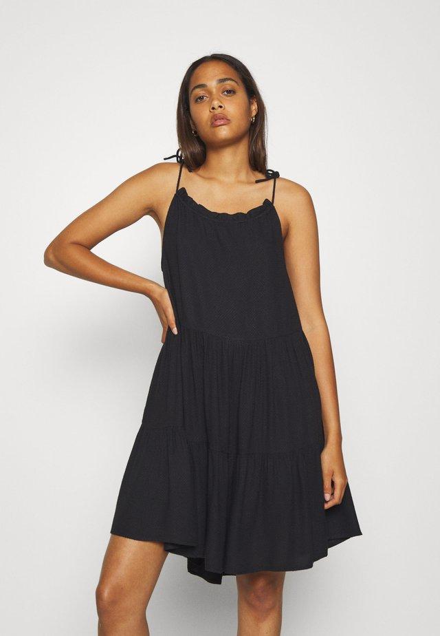 YASSENELA DRESS - Sukienka letnia - black