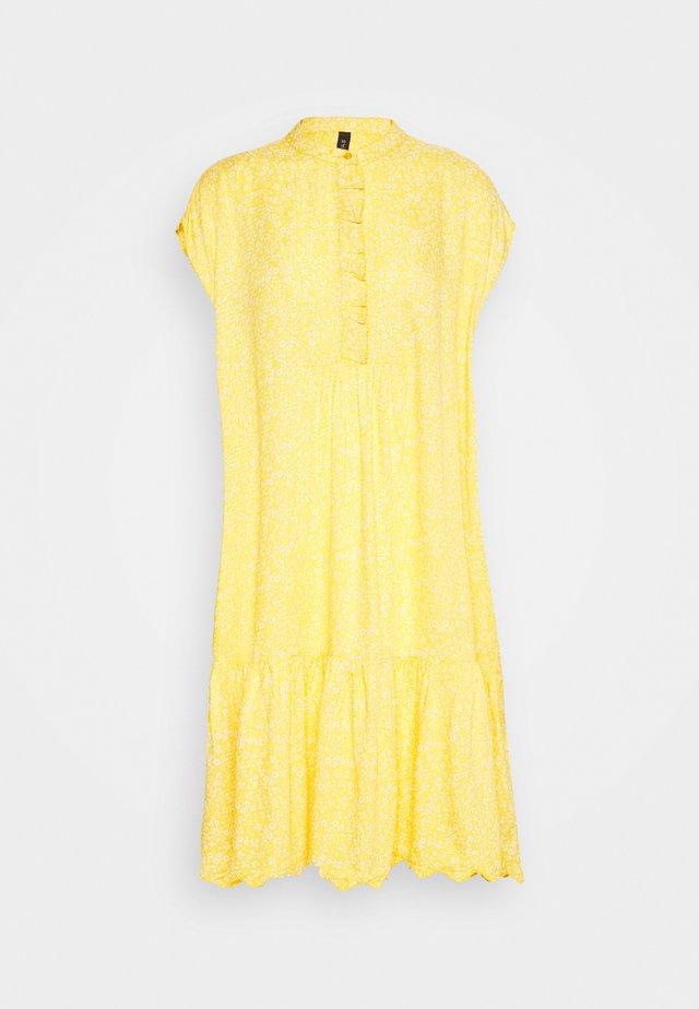 Vestido informal - citrus/janice